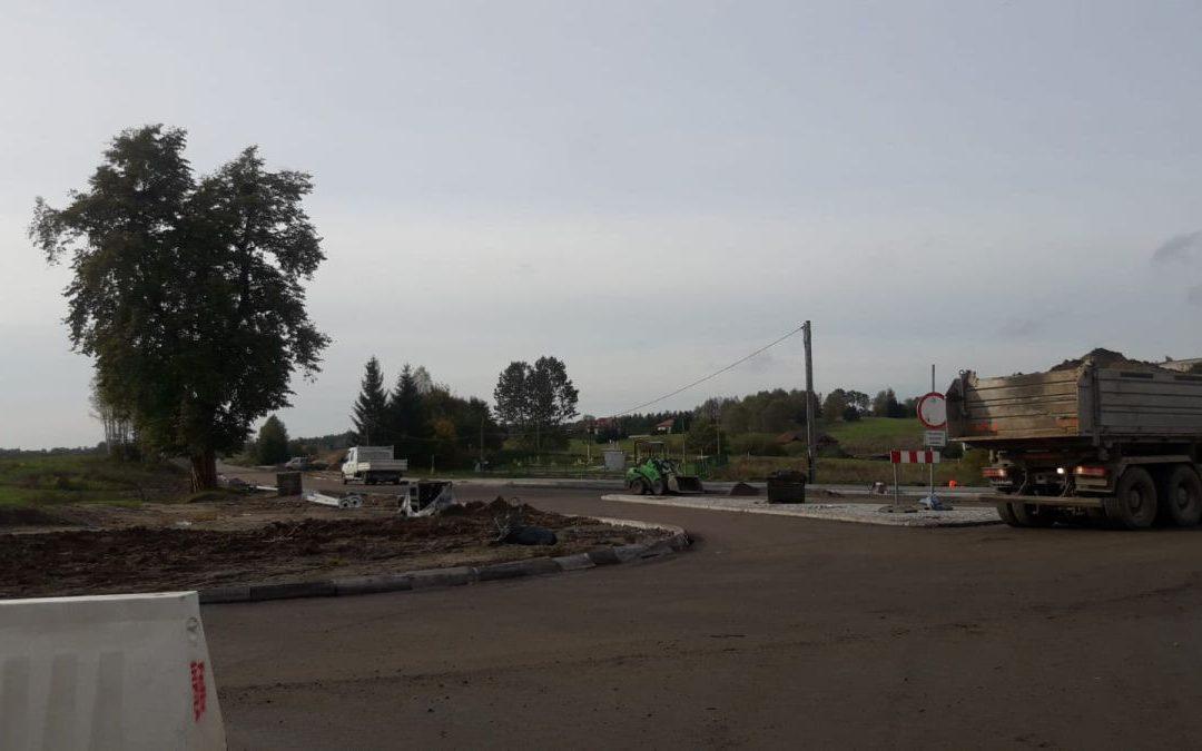 Rozbudowa drogi – tydzień 42