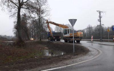 Rozbudowa drogi – tydzień 53