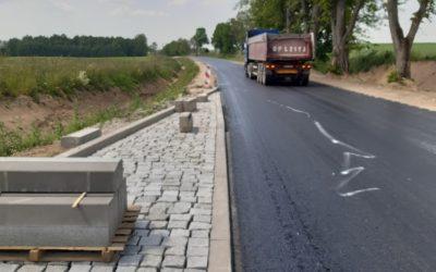 Rozbudowa drogi – tydzień 26/2021
