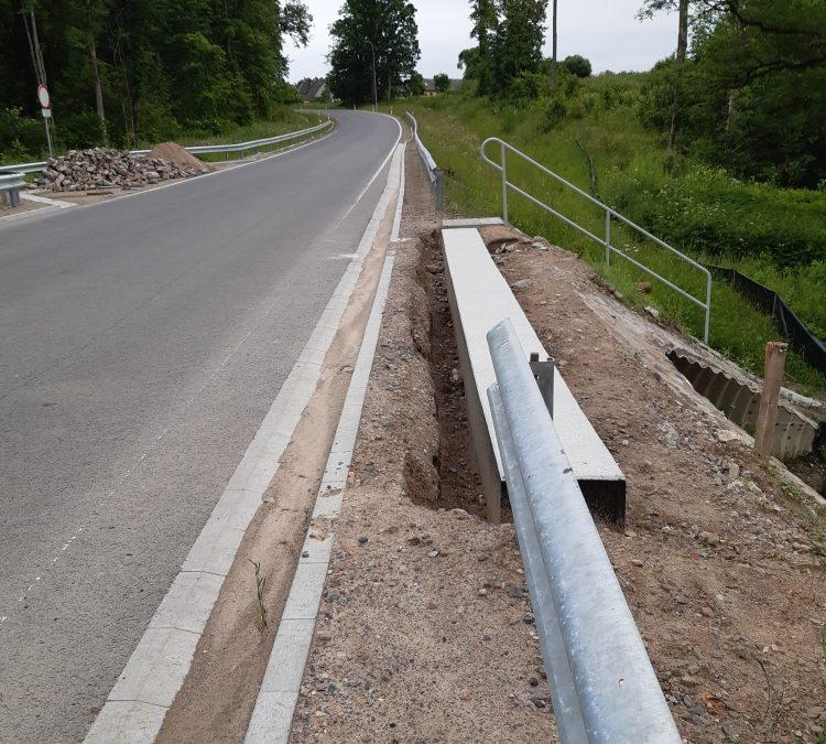 Rozbudowa drogi – tydzień 25/2021