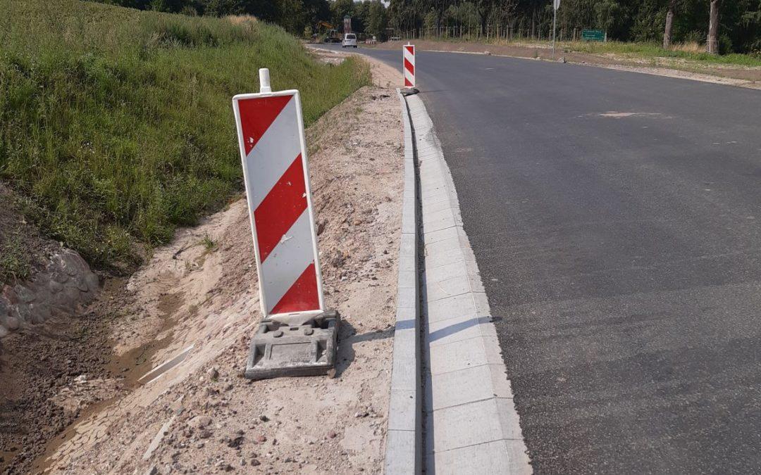 Rozbudowa drogi – tydzień 30/2021