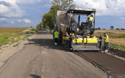 Rozbudowa drogi – tydzień 33/2021