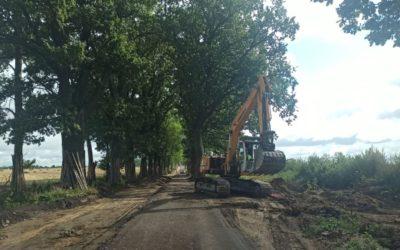 Rozbudowa drogi – tydzień 34/2021