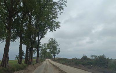 Rozbudowa drogi – tydzień 41/2021